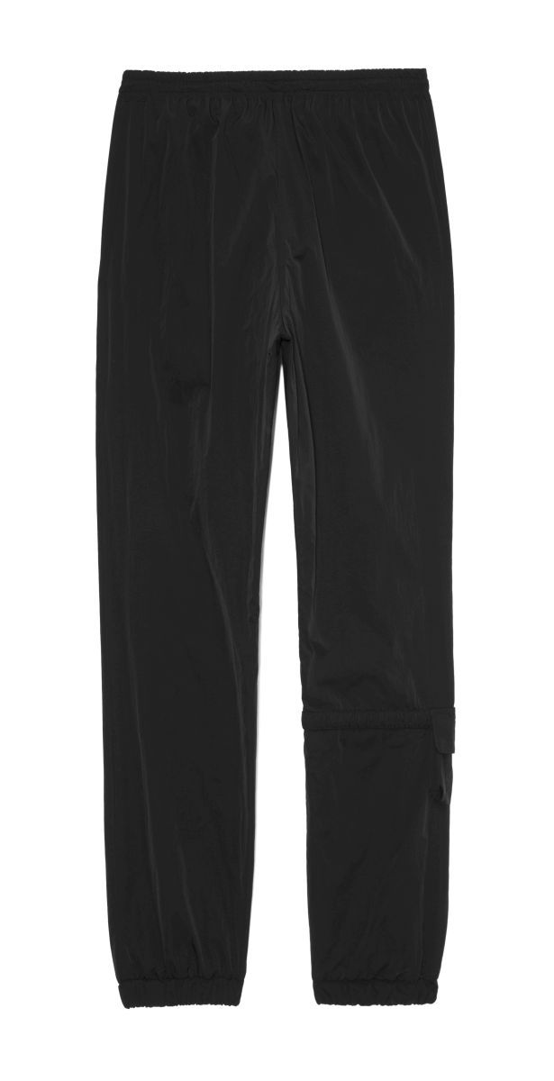 Utility Black Trousers