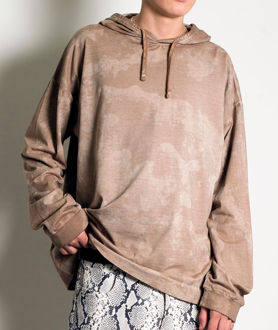 Camo Collection Hooded LS
