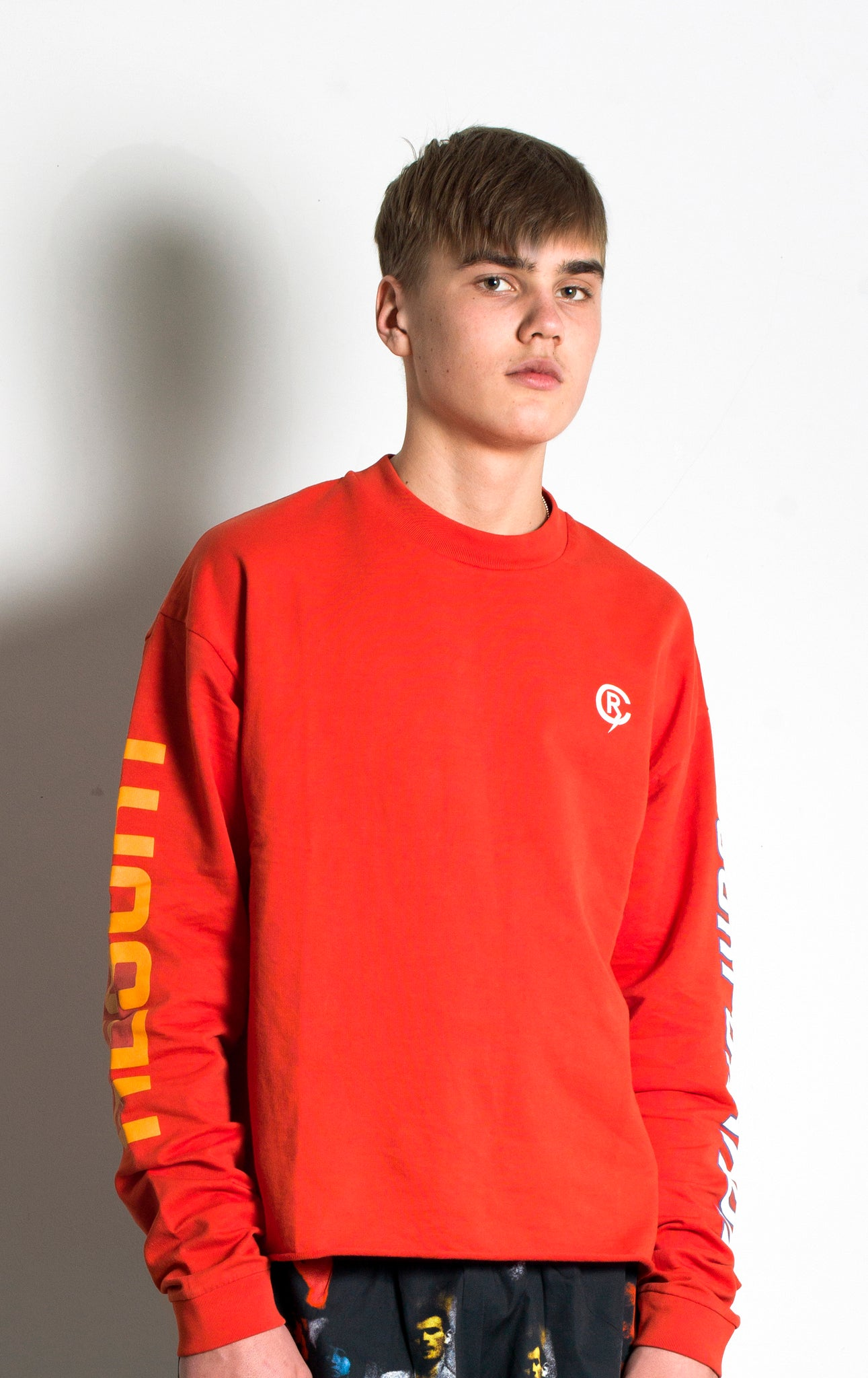 Corporation Longsleeve Red