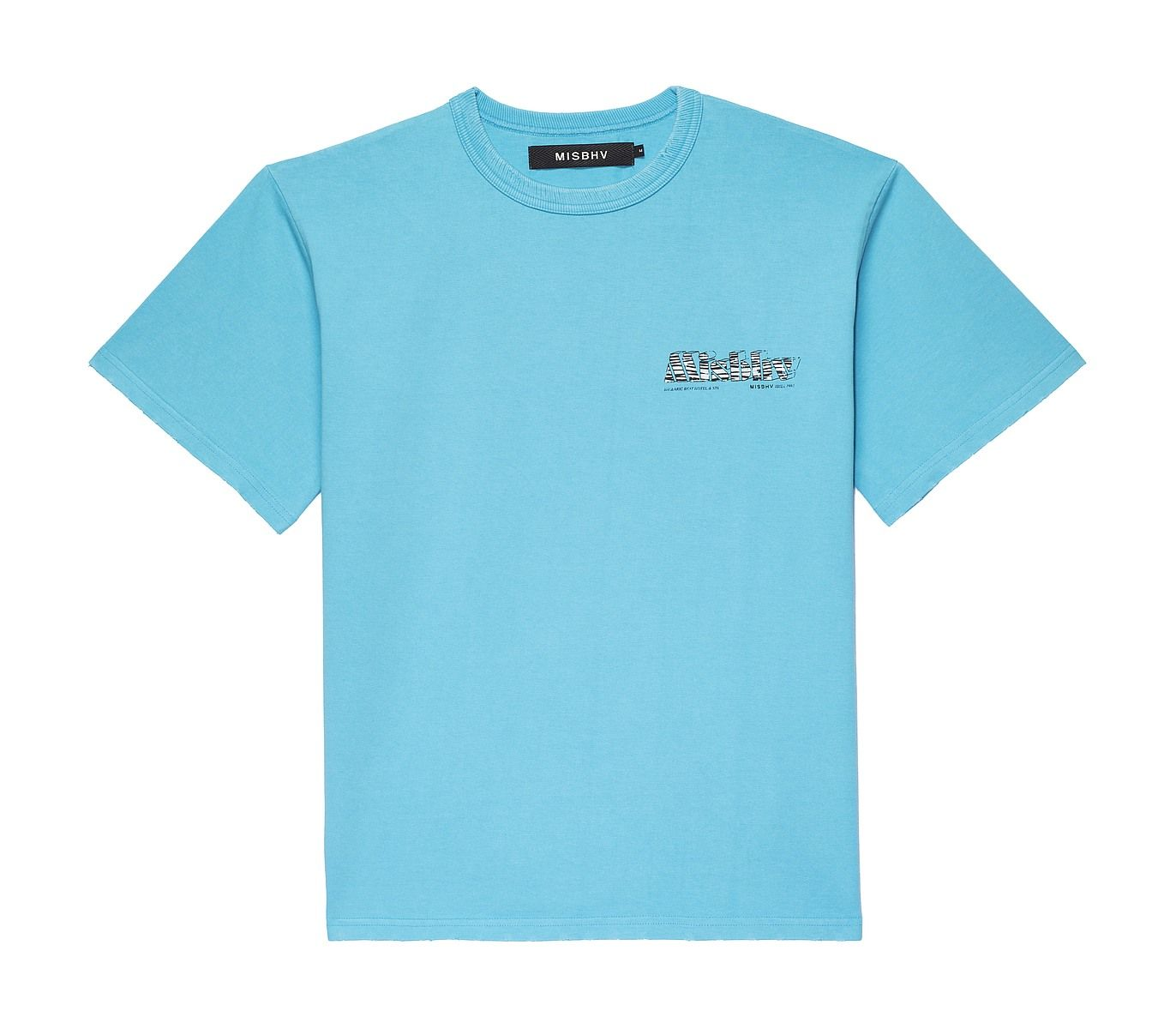 The MBH Hotel & SPA T-shirt Turquoise