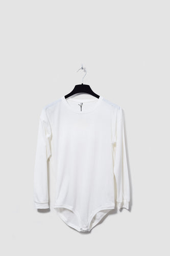 White Michael Longsleeve Body