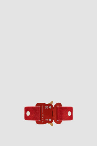 Red Buckle Cuff - Small