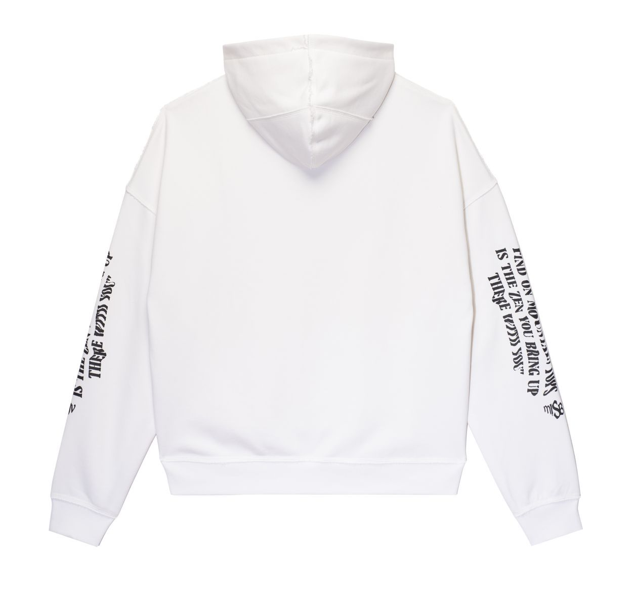 Funghi Hoodie Off-white