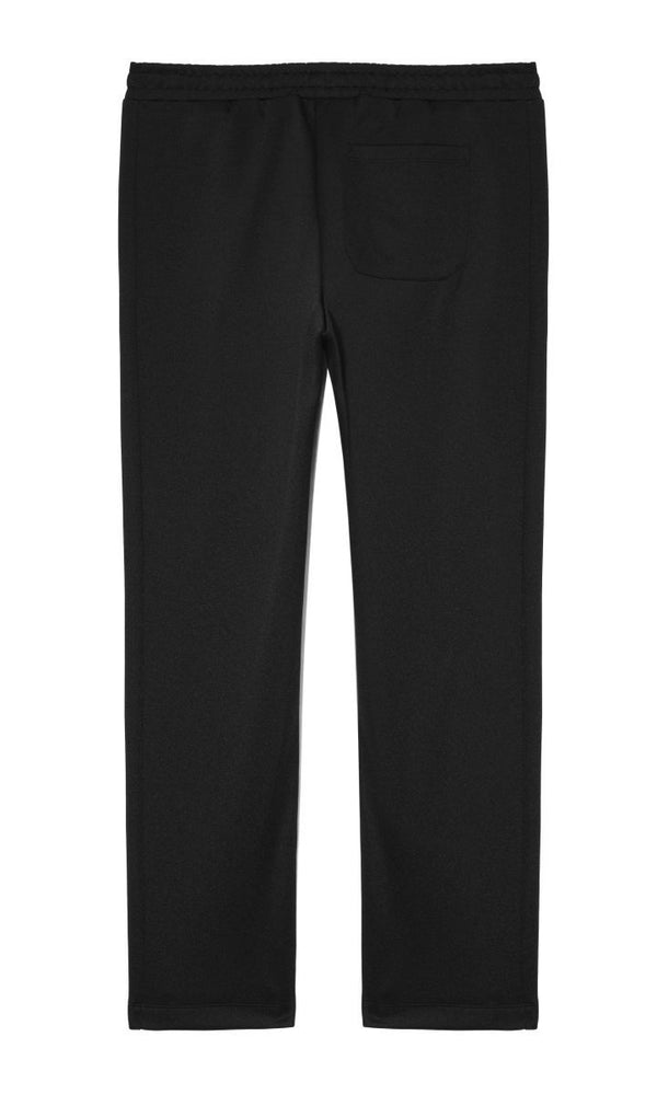 Logo Jersey Trousers Black