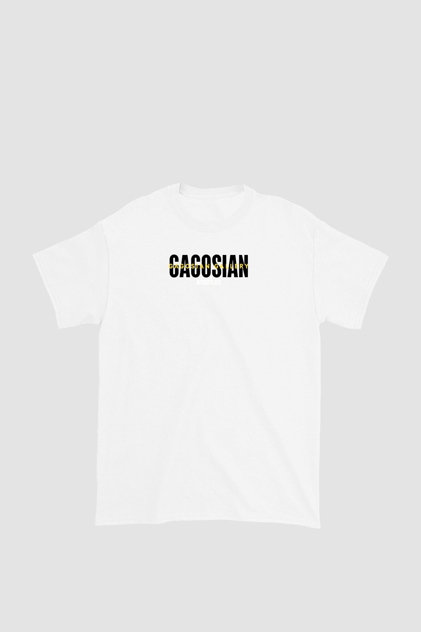 White Gagosian T-shirt