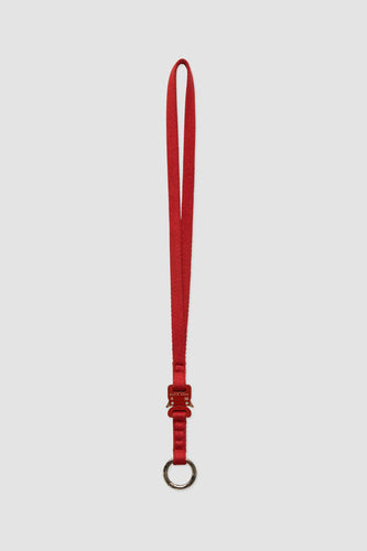 Red Key Lanyard