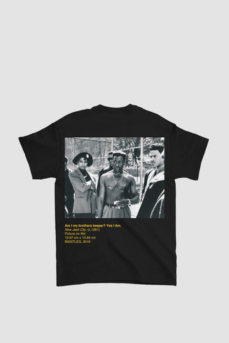 Black New Jack City T-shirt