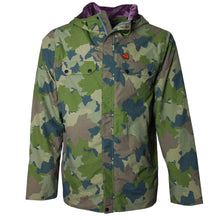 Load image into Gallery viewer, Comrad Jacket in Printed Leaf Camo