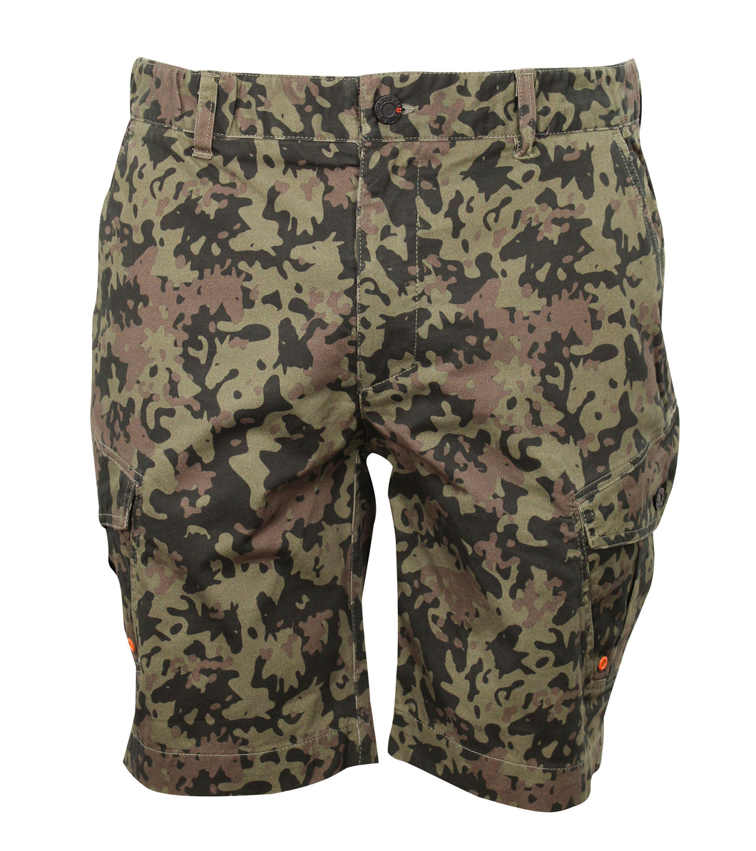 Freedom Cargo Short - Mirage Camo Olive