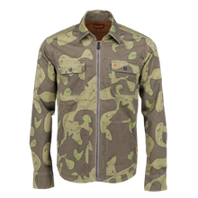 Load image into Gallery viewer, Shacket in Olive Trail Camo