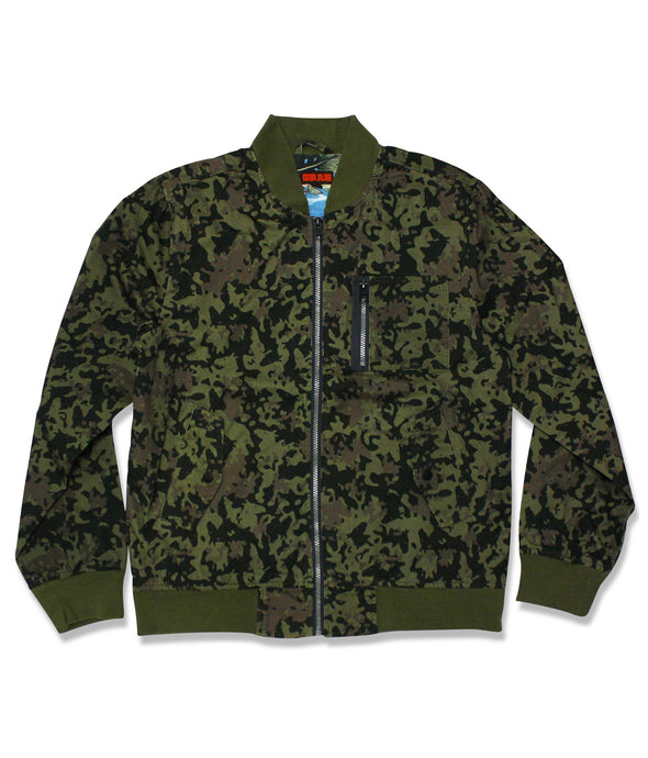Flight Jacket - Mirage Olive