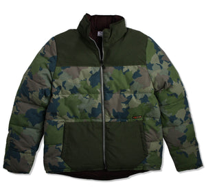 Mountain Down Reversible Jacket