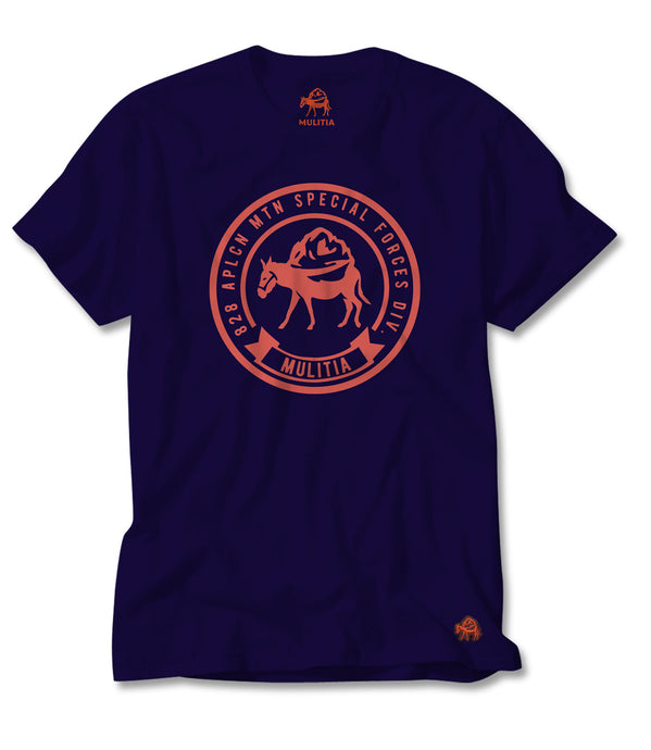 Special Forces Tee - Navy