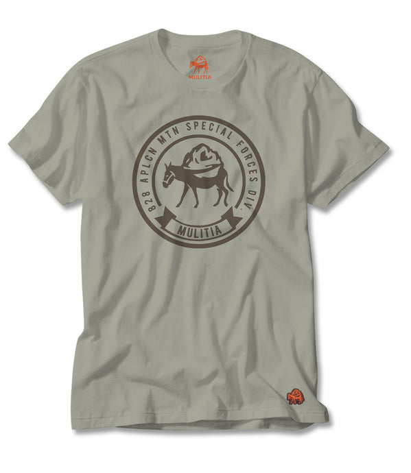 Special Forces Tee - Sage