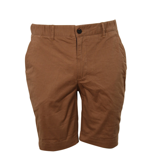 Pack Flat Front Short - Tan