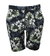 Load image into Gallery viewer, Pack Flat Front Short - Oasis Black