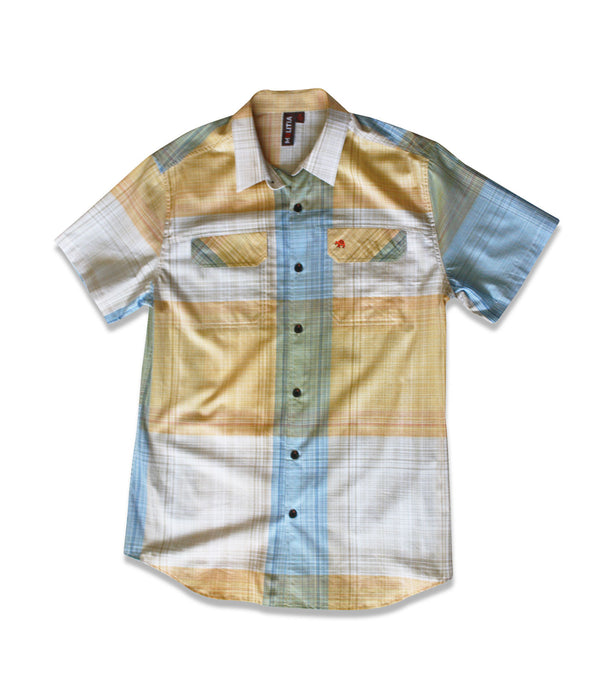 Jive Shirt in Golden Super Gingham