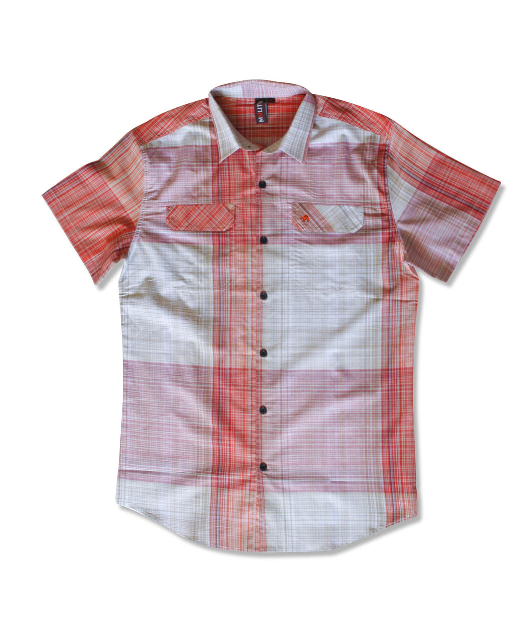 Jive Shirt in Sunset Super Gingham