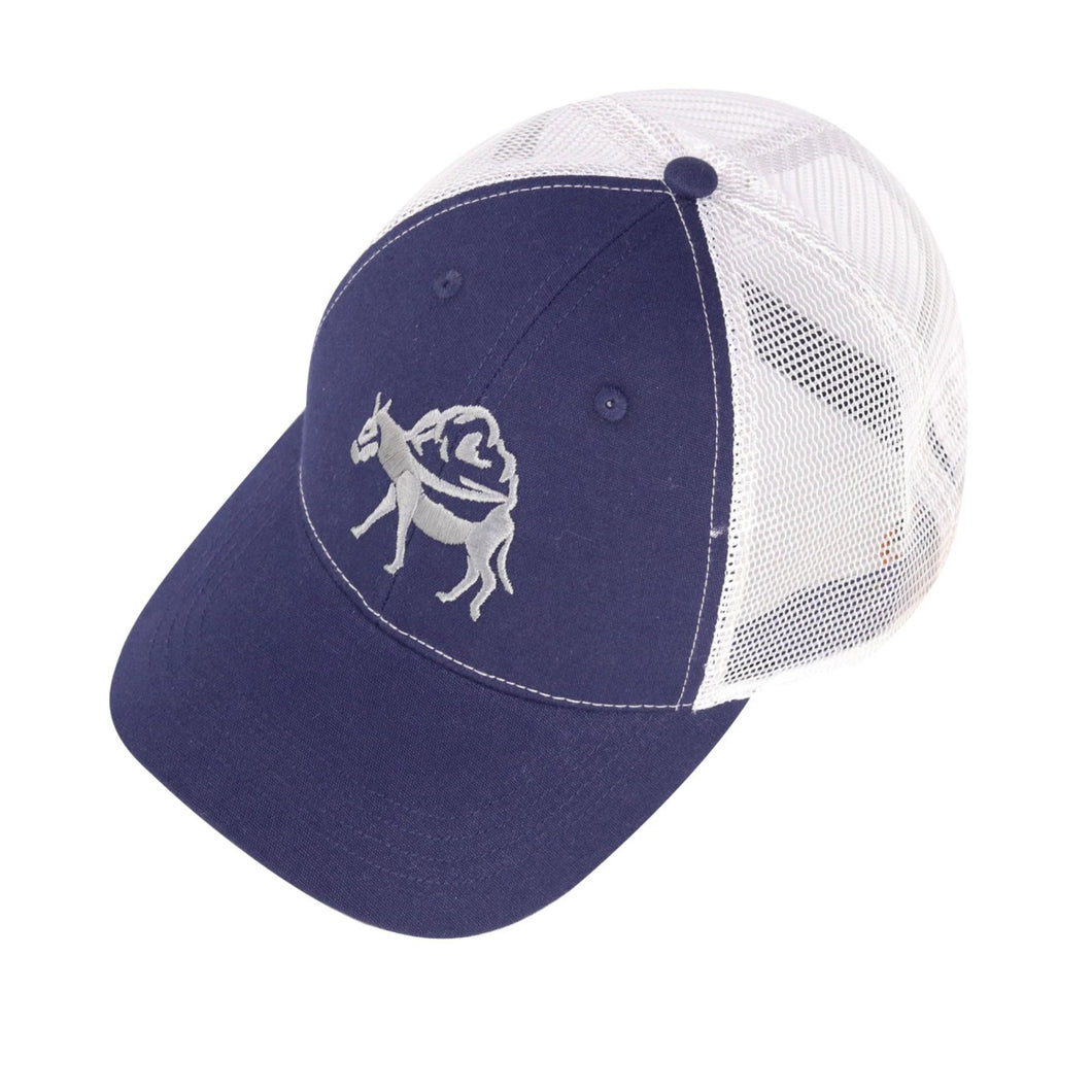 Lone Mule Classic Snapback - Navy