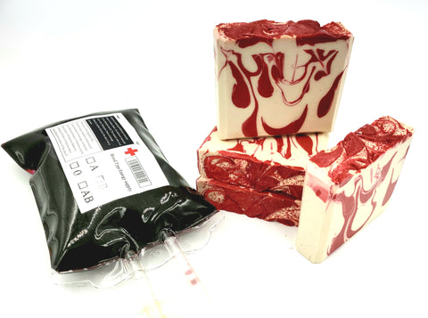 Blood Lust Artisan Soap