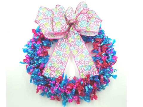Candy Wreath - Birthday