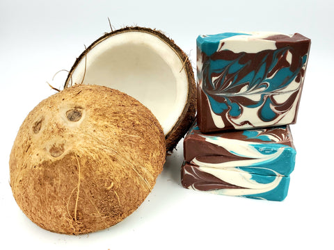 Crazy Coconut Soap