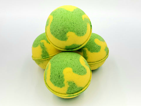 Cucumber Melon Bath Bomb