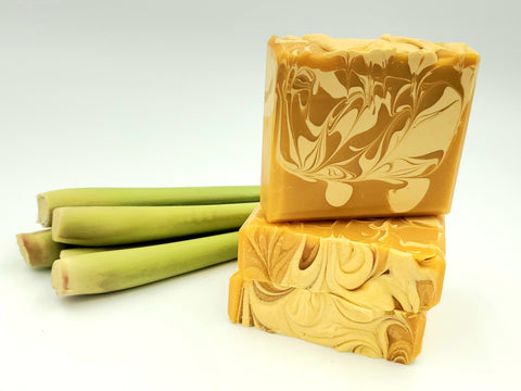 Lemongrass Artisan Soap