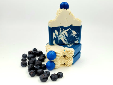 Maine Blueberry Soap