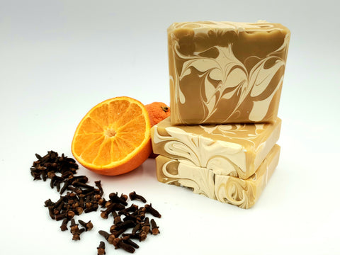 Oranges & Clove Soap