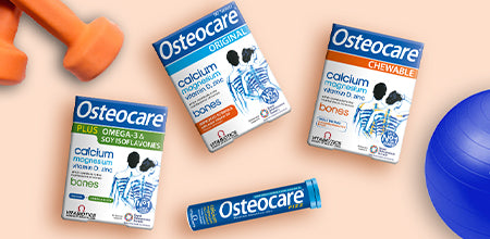 Explore the UK's No.1 Calcium Supplement Brand