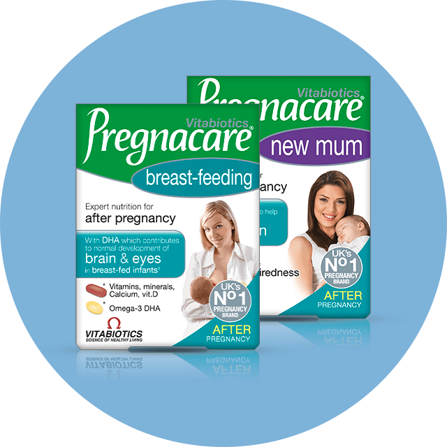 After Pregnancy Supplements