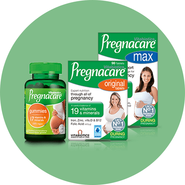 During Pregnancy Supplements
