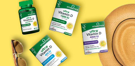 Shop the UK's No.1 Vitamin D Brand