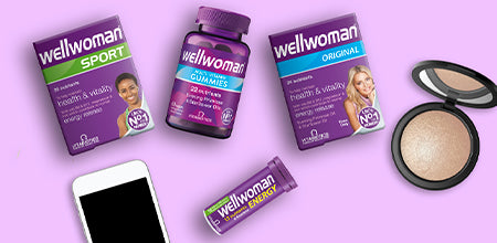Explore the UK's No.1 Women's Supplement Brand