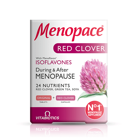 Menopace Red Clover