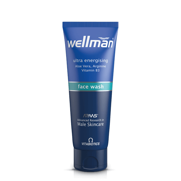 Wellman Face Wash