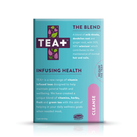 TEA+ Cleanse Vitamin Tea