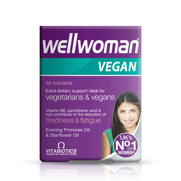 Wellwoman Vegan