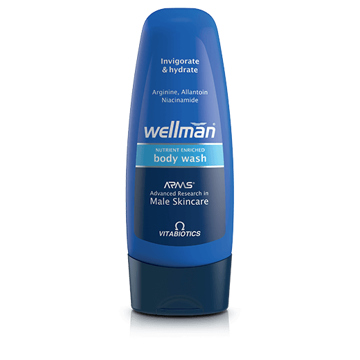 Wellman Body Wash