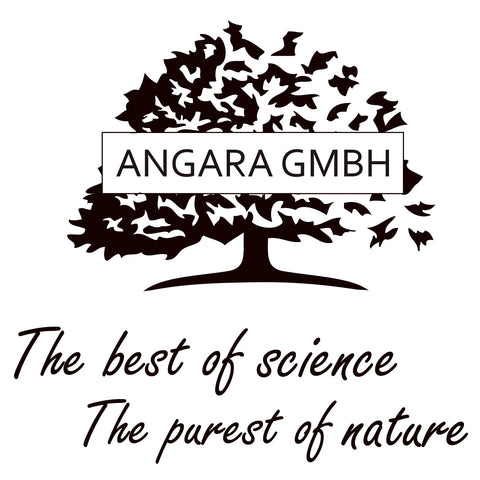 Angara GmbH The best of science The purest of nature