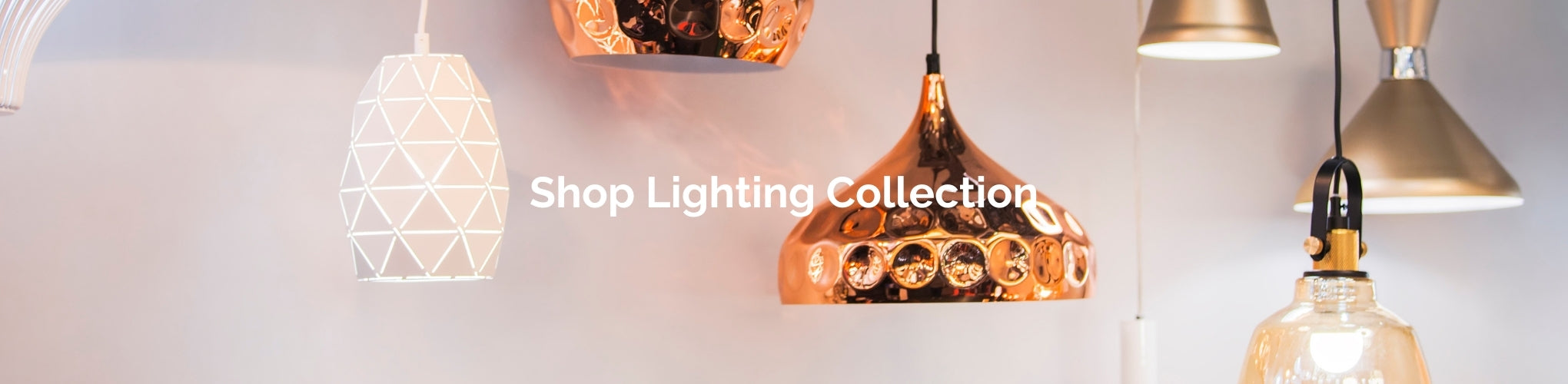 Lighting Collection from Estilo Living - Buy Lighting for small spaces and small homes Online Now!
