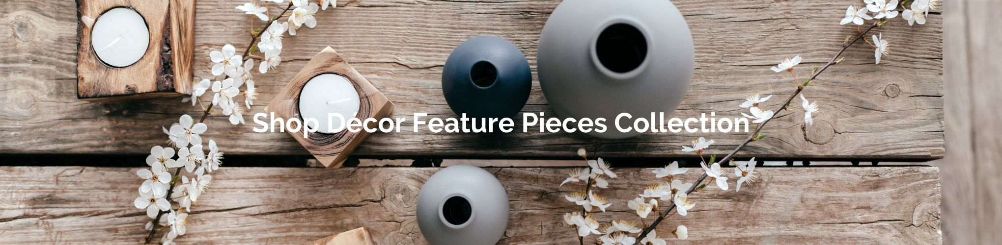 Decor Feature Pieces Collection from Estilo Living - Buy  Decor Feature Pieces for small spaces and homes Online Now!