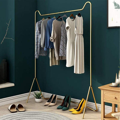 Allegra Iron Clothes Racks | Wardrobe Storage | Coat Racks | Metal Clothes Racks | Estilo Living