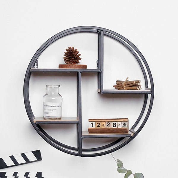 Genoa Round Wall Shelf