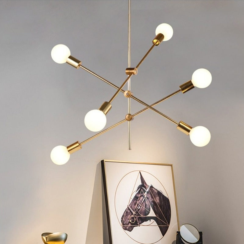 The Lucca Chandelier