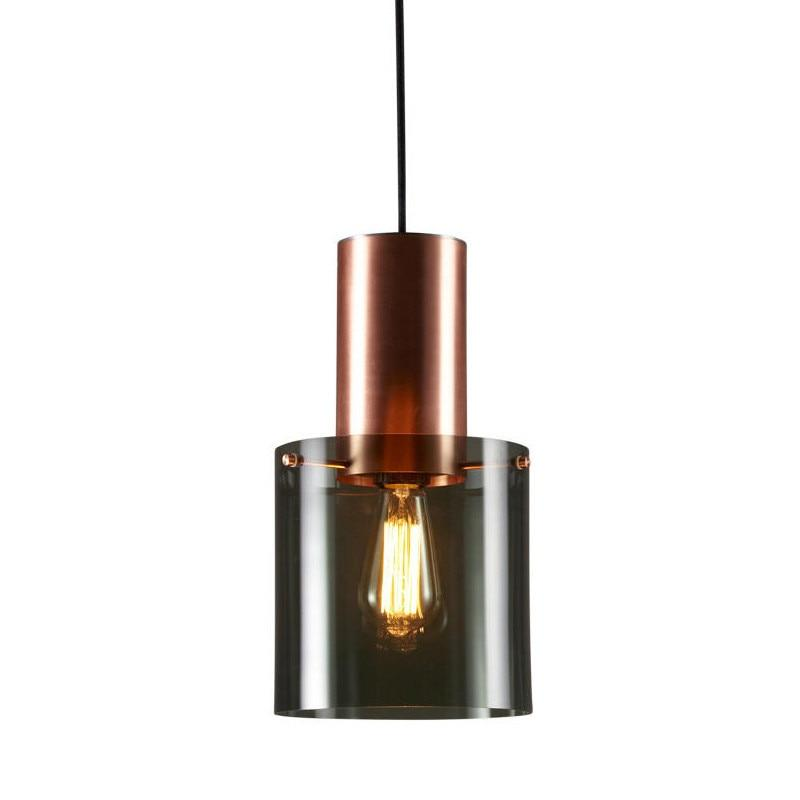 Art Deco Hanging Pendant Lights and Standing Tabletop Lamp-Lighting-Estilo Living-Rose Gold-Hanging Light-Estilo Living
