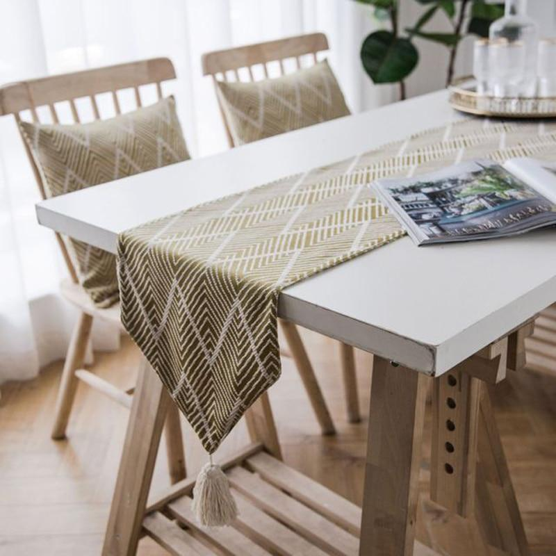 Aztec Fern Table Runner-Kitchen-Estilo Living-Select-Select-Estilo Living