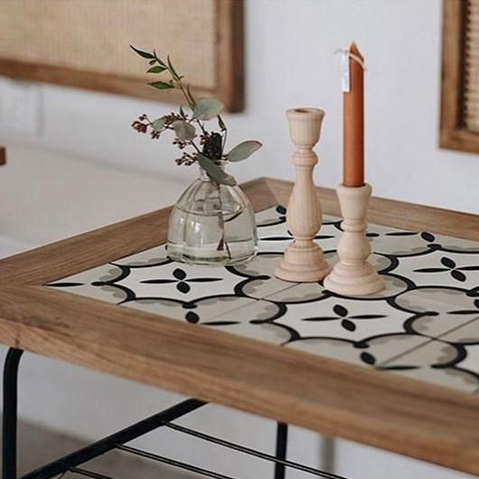 Classic Farmhouse Wooden Candle Holders-Home Decor Products-Estilo Living