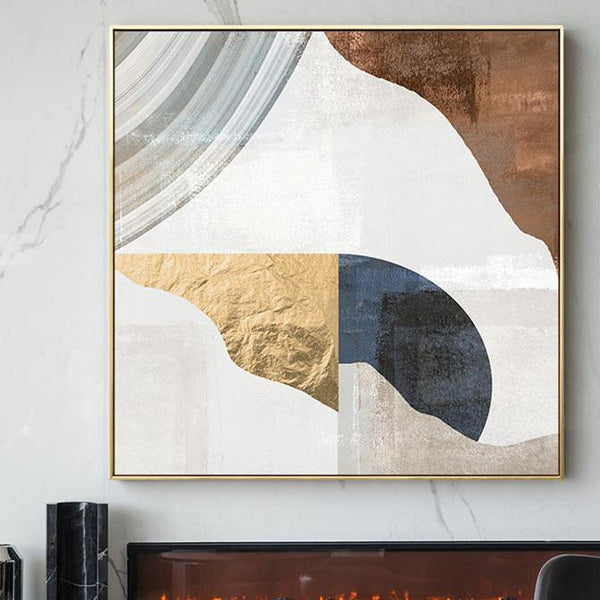 Earth Tones Wall Art Collection-Wall Art-Estilo Living-Wall art on canvas-Estilo Living